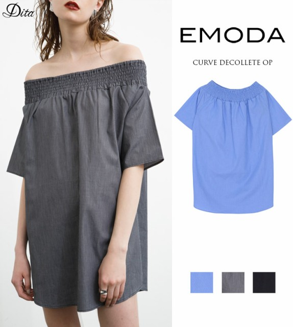 【即納】【SALE】EMODA【エモダ】CURVE DECOLLETE...