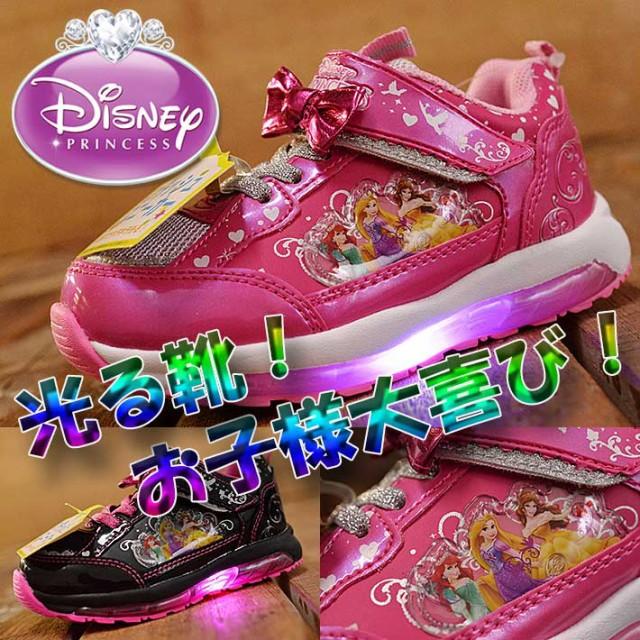 Disney 光る靴 ディズニー プリンセス ラプンツェ...