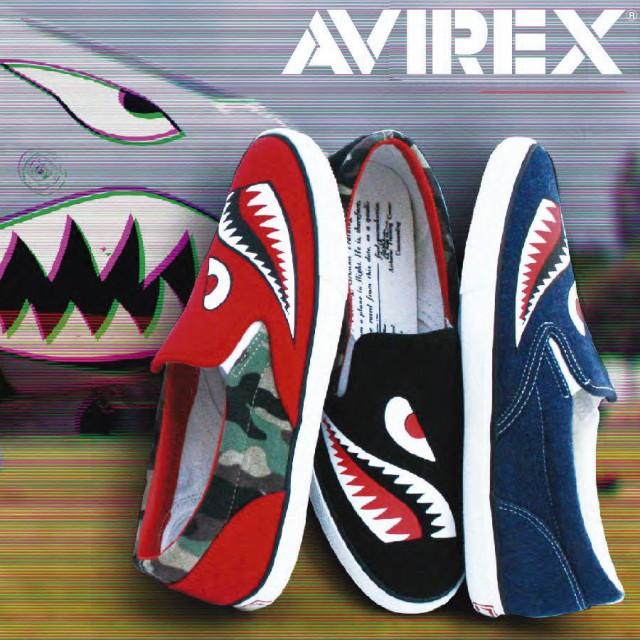 2017年 NEWモデル AVIREX スニーカー AV 3526  靴...