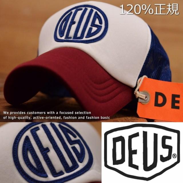 120%正規 Deus ex Machina キャップ メンズ  帽...