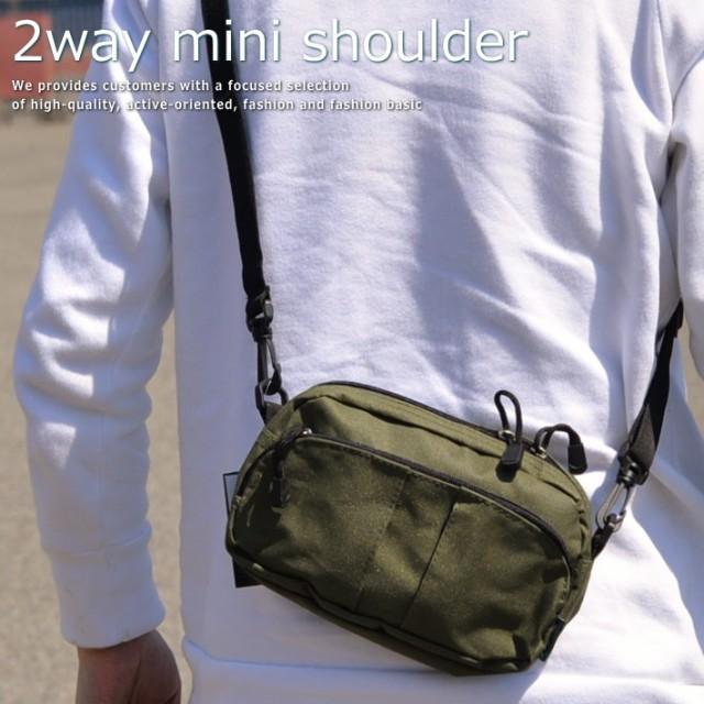 送料無料 2way mini shoulder バッグ ショルダー ...