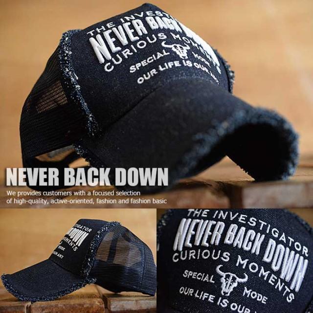 メッシュキャップ メンズ キャップ メンズ 帽子 ...