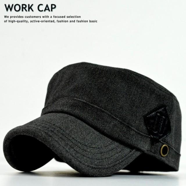 ワークキャップ メンズ レディース キャップ 帽子...