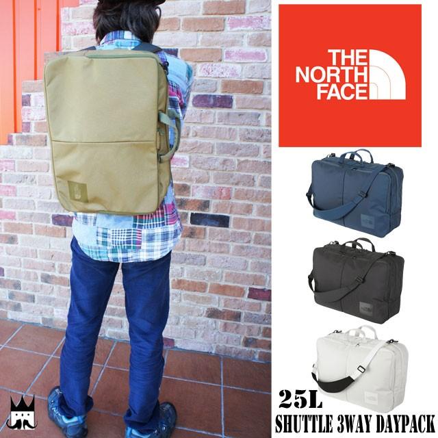 ザ・ノースフェイス THE NORTH FACE メンズ レディース NM81601 シャトル3WAYデイパック ビジネスバッグ ショルダー