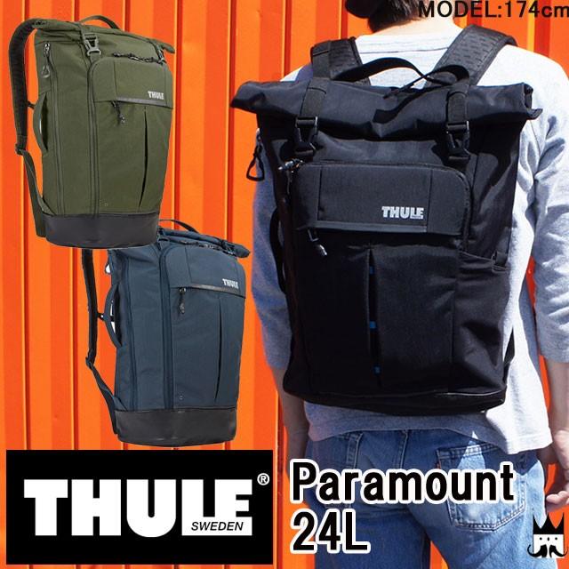 dd32203544c5 スーリー THULE 送料無料 メンズ レディース バックパック TRDP-115 パラマウント 24L ノートパソコン タブレット