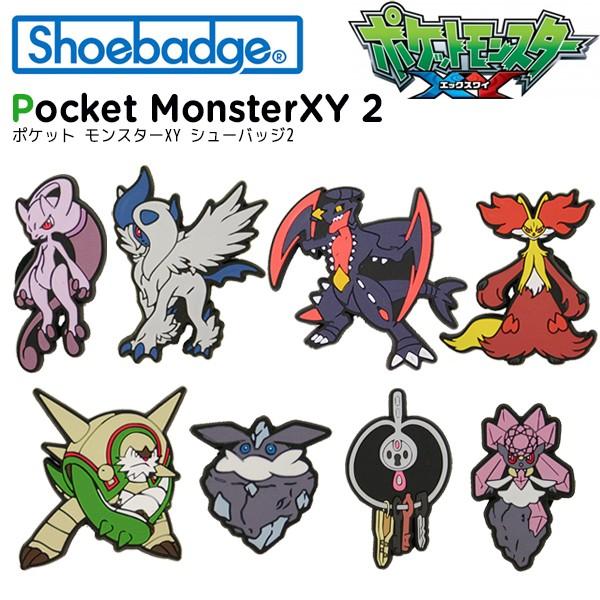シューバッジ(Shoebadge) ポケットモンスター XY/...
