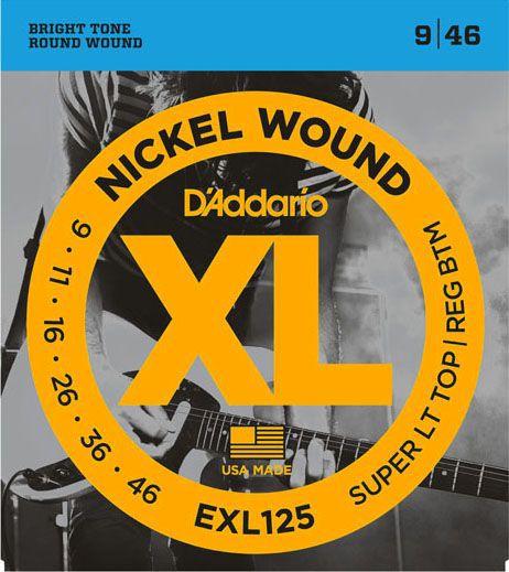 D'addario EXL125 ダダリオ エレキギター弦【送料...