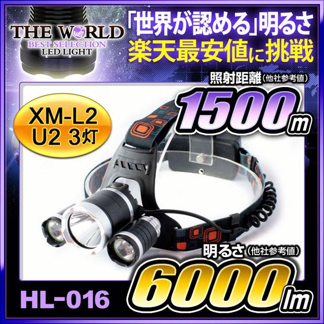 ヘッドライト LEDヘッドライト ヘッドランプ HL-0...