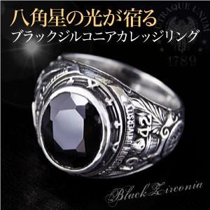 カレッジリング/メンズ/シルバーリング/指輪/エン...