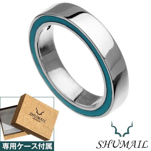 【シュメール】 ブランド サイドライン ターコイ...