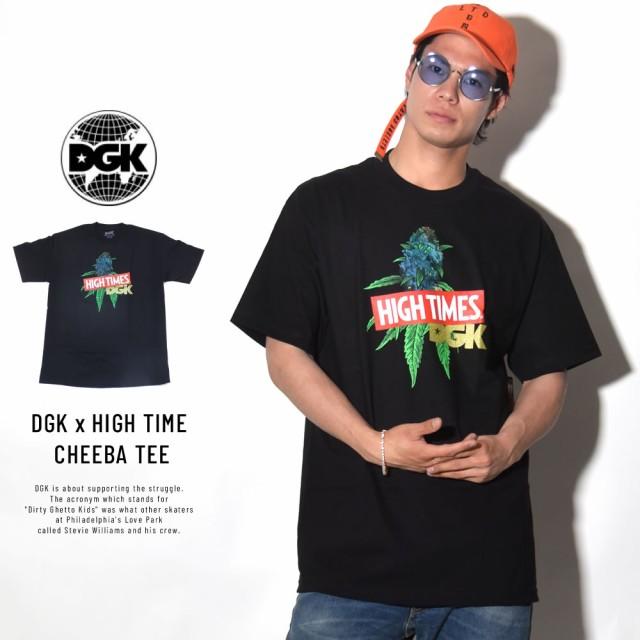DGK ディージーケー コラボ Tシャツ メンズ 半袖 ...