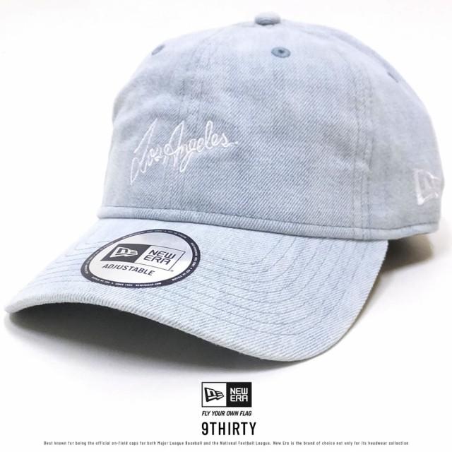 ニューエラ キャップ 帽子 NEW ERA 9THIRTY Los A...