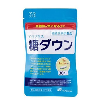 【送料無料】アラプラス 糖ダウン(30日分)30カ...