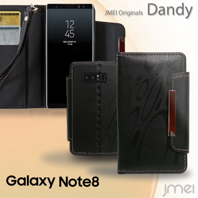 Galaxy Note8 ケース SC-01K SCV37 手帳 ギャラク...