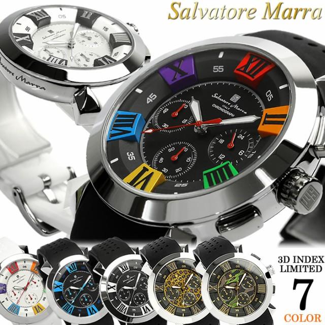 【Salvatore Marra/サルバトーレマーラ】  腕時計...