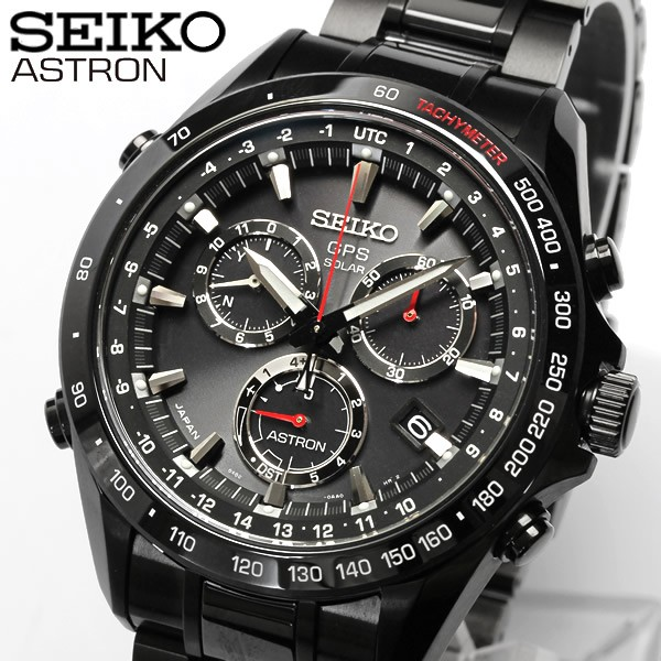 SEIKO 腕時計 ASTRONS BXB031 GPS衛星電波受信 ソ...