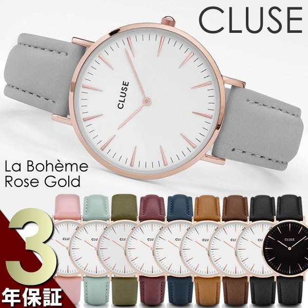 【CLUSE 腕時計】クルース 腕時計 レディース 革...