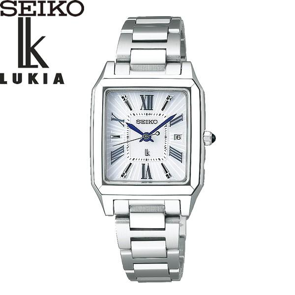 1d0955a4a8 【送料無料】SEIKO LUKIA セイコー ルキア 腕時計 ウォッチ レディース 女性用 ソーラー電波 10