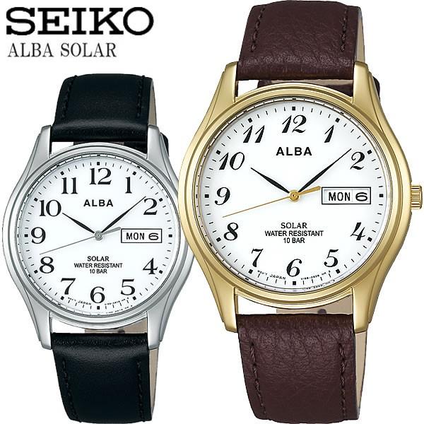 SEIKO ALBA セイコー アルバ ソーラー腕時計 ユニ...