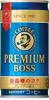 【缶コーヒー】サントリー BOSS《ボス》 プレミ...