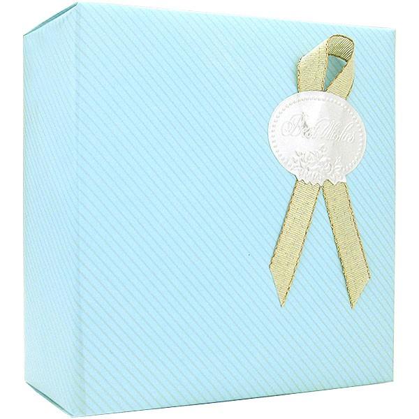 ラッピング(包装紙) 【ストライプ ブルー】 ※...