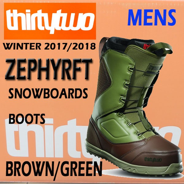 25731cf1c Boots ThirtyTwo ZEPHYR FT 17 Womens Snowboard Boot