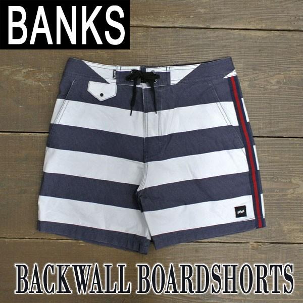 BANKS/バンクス BACKWALL BOARDSHORTS INSIGNIA B...