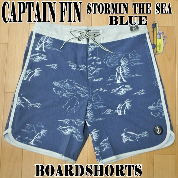 CAPTAIN FIN/キャプテンフィン STORMIN THE SEA B...