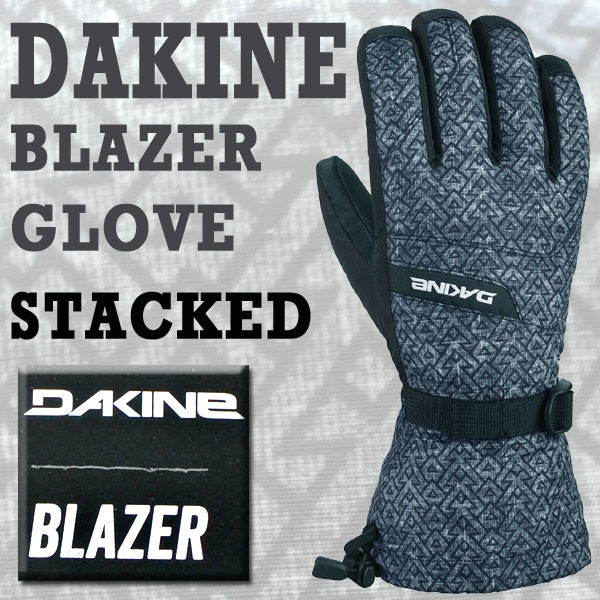DAKINE/ダカイン BLAZER GLOVE STACKED 17-18モデ...