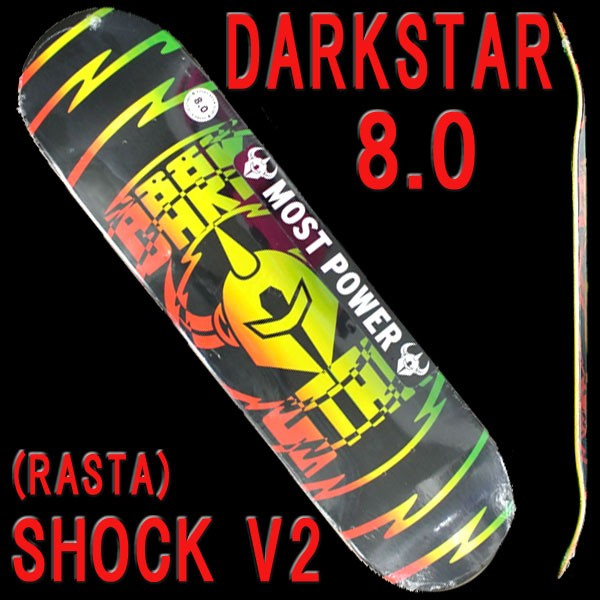 DARK STAR/ダークスター スケートボードデッキ SH...