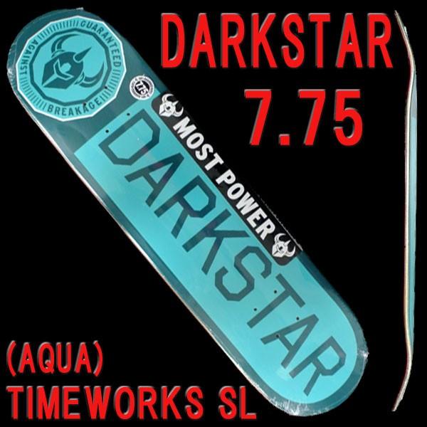 DARK STAR/ダークスター スケートボードデッキ TI...