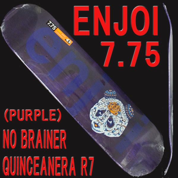 ENJOI/エンジョイ NO BRAINER QUINCEANERA R7 7.7...