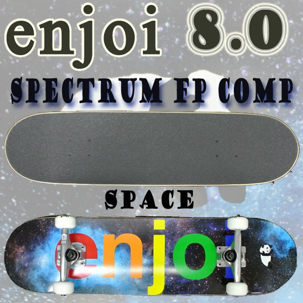 ENJOI/エンジョイ コンプリートスケートボード/ス...
