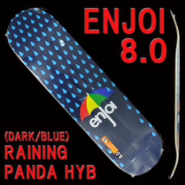ENJOI/エンジョイ RAINING PANDA HYB 8.0 DARK BL...
