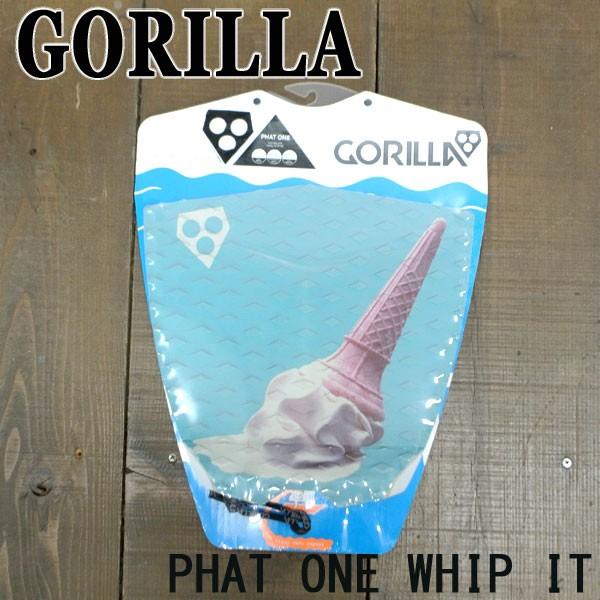 GORILLA/ゴリラ DECK PAD/デッキパッド PHAT ONE ...