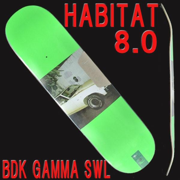 HABITAT/ハビタット スケートボード/スケボーデッ...