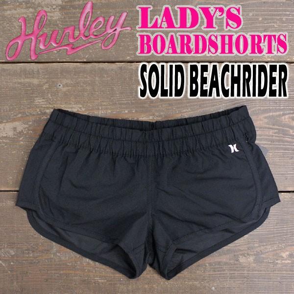HURLEY/ハーレー LADYS SUPER SUEDE BR BOARDSHOR...