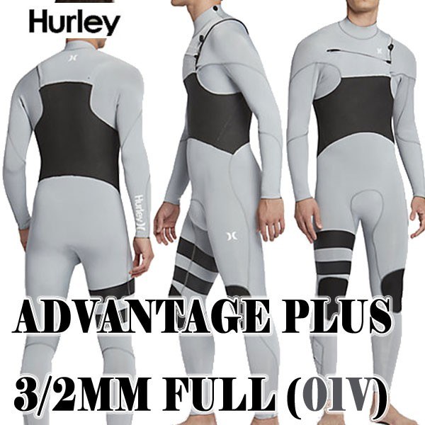 HURLEY/ハーレー ADVANTAGE PLUS 3/2MM FS 01V チ...
