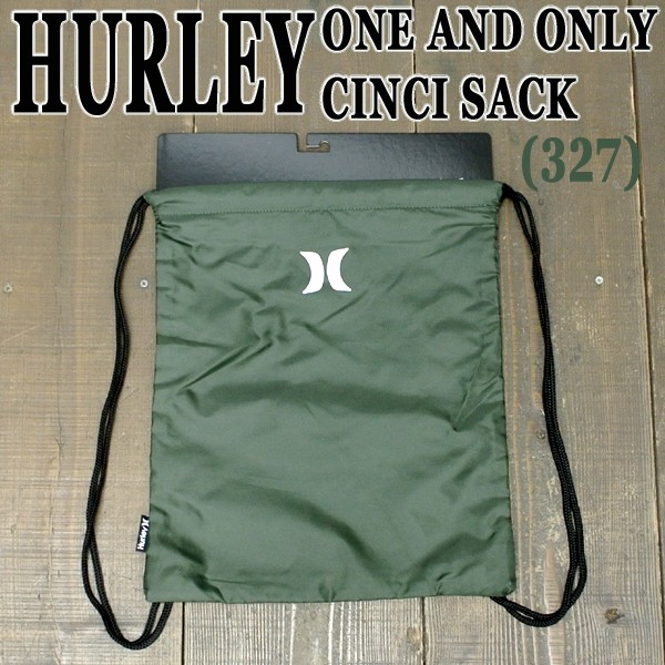 HURLEY/ハーレー ONE AND ONLY CINCH SACK CARBON...