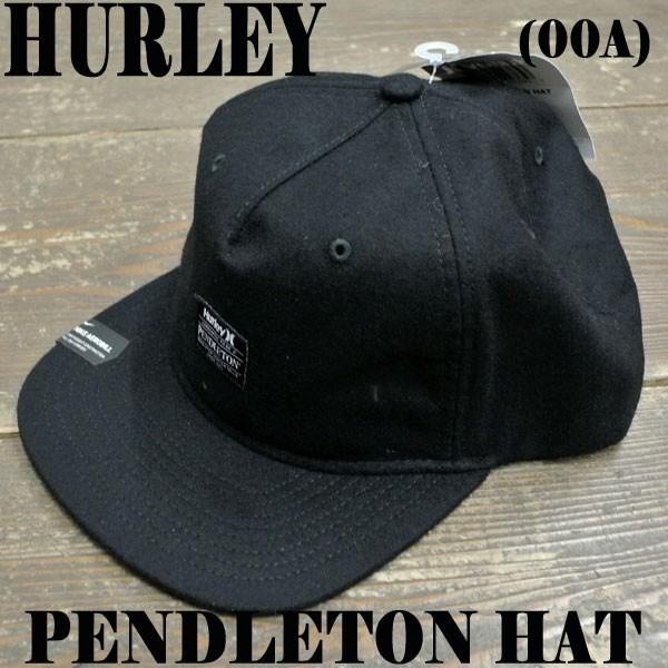 HURLEY/ハーレー PENDLETON HAT 00A CAP/キャップ...