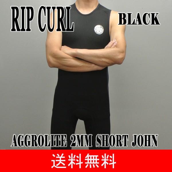 RIP CURL 2mm AGGROLITE SHORTJOHN/ショートジョ...