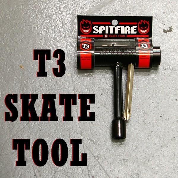 スピットファイヤー/SPIT FIRE 【SKATE TOOL T3】...