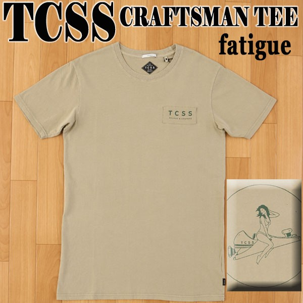 TCSS/The Critical Slide Society CRAFTSMAN S/S ...