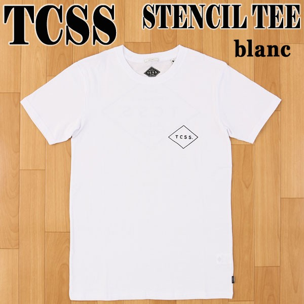 TCSS/The Critical Slide Society STENCIL S/S TE...