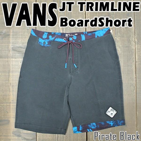 サーフパンツ VANS/バンズ JT TRIMLINE BOARDSHOR...