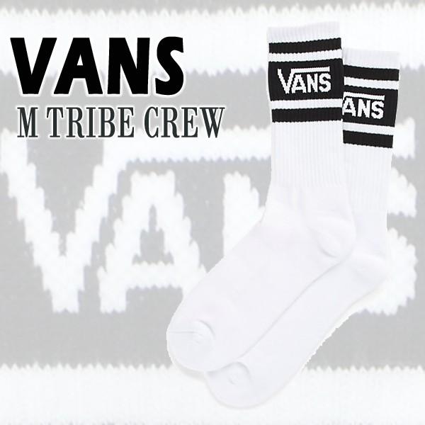 VANS/バンズ メンズ ソックス TRIBE CREW SOCK ス...