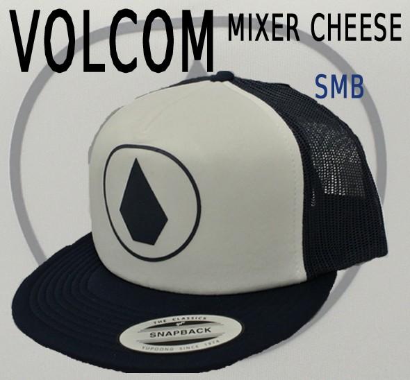 VOLCOM/ボルコム MIXER CHEESE SMB CAP/キャップ ...