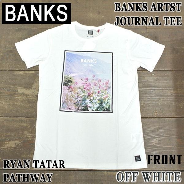 BANKS/バンクス RYAN TATAR PATHWAY OFF WHITE BA...
