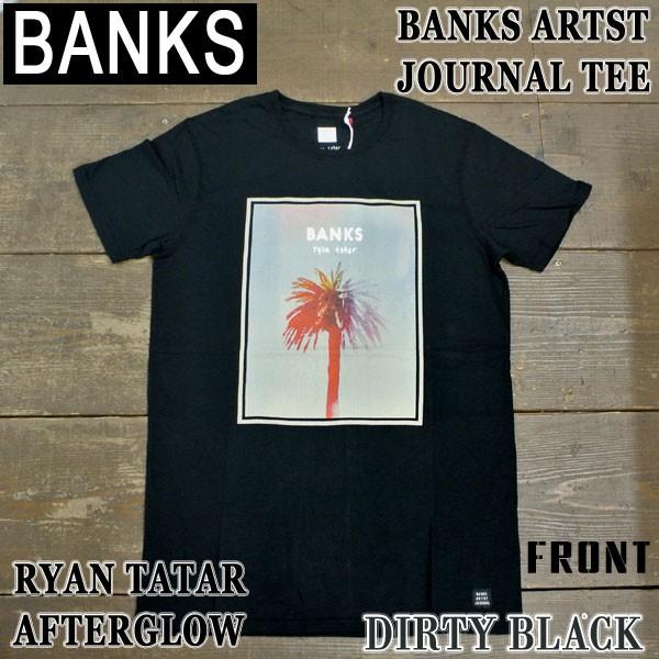 BANKS/バンクス RYAN TATAR AFTERGLOW DIRTY BLAC...