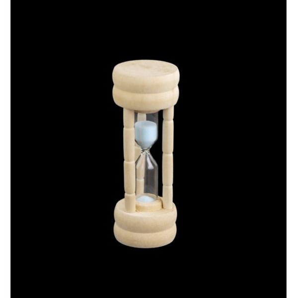 砂時計 約3分計 高さ10.3cm [色指定不...